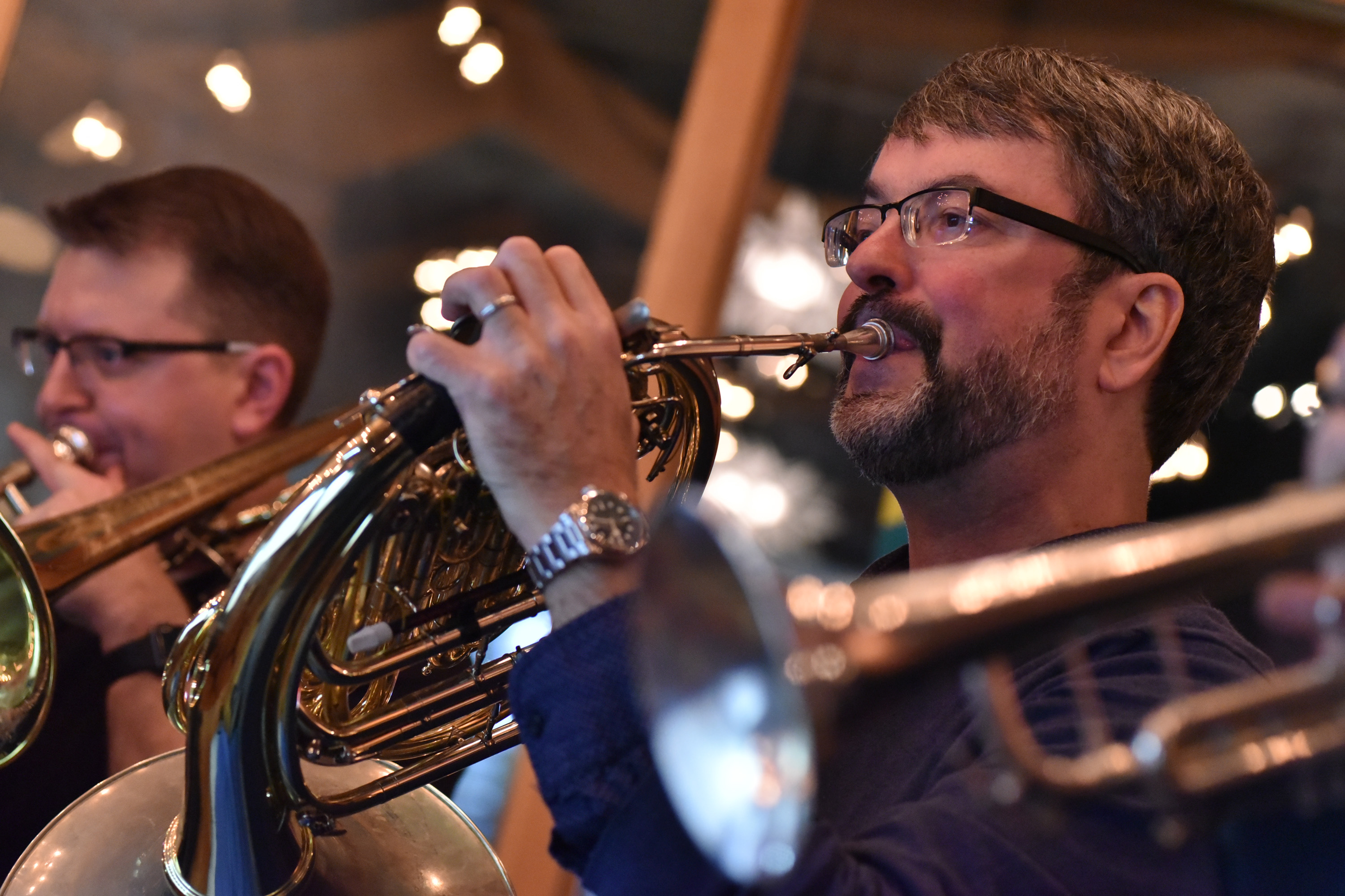 NY-Phil-horn-player-Richard-Deane-at-Off-The-Grid-Ann-Arbor-Edition-by-Peter-Smith